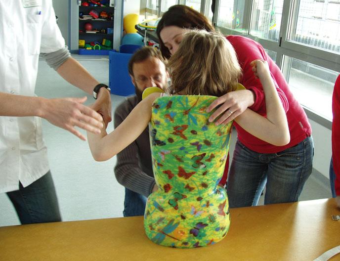corset pour enfant